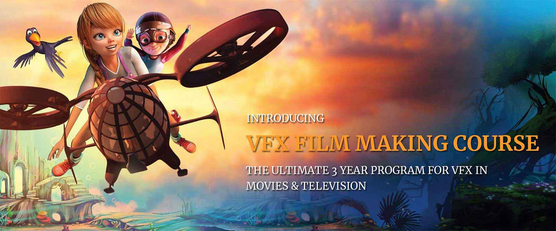 VFX courser in Kolkata